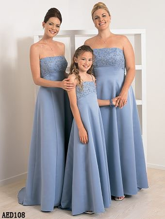 Bridesmaid AED 108