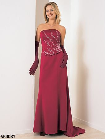 Bridesmaid AED 087