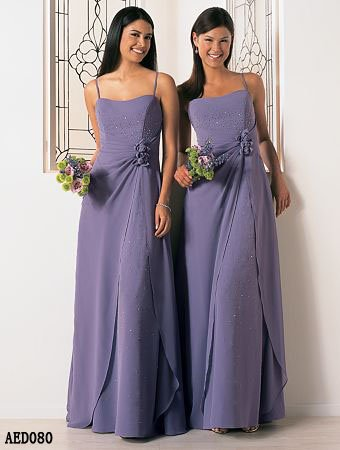 Bridesmaid AED 080