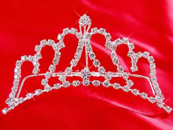 Tiaras for the Beautiful Bride SGH 060