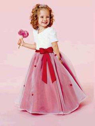 Flowergirl Dress FD168