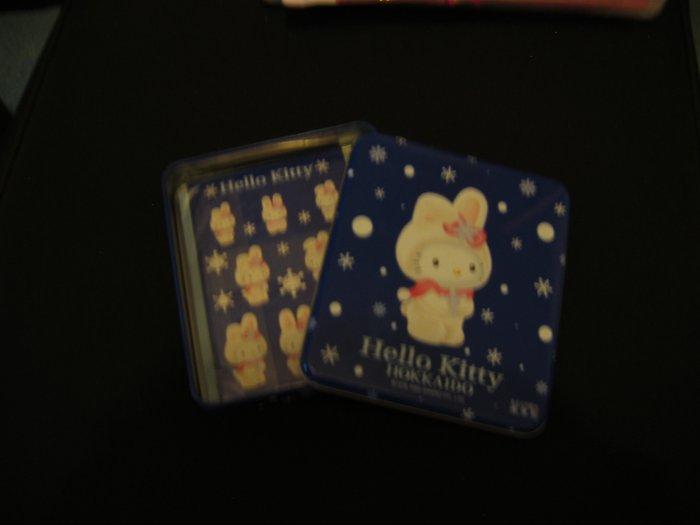 Sanrio Hello Kitty Snowbunny Hokkaido Letter Set