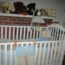 Golden Baby Crib 3 in one.