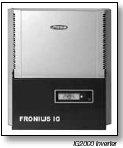 Fronius IG 4500-LV Inverter, 4500W, 208V