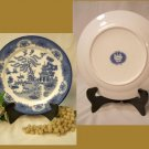 "BLUE WILLOW 10"" Ceramic Dinner Plate - 194-943120"