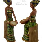 "CLOUDWORKS - Under African Skies ""Girl On Stump"" - 192-50015"