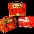 COCA-COLA Coke Tin Metal Lunch Box - 67-664537