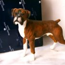 COLLECTIBLE CHARACTERS Border Fine Arts Porcelain Boxer - 99-A3836