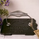 """COOKWARE Heavy Cast Iron """"Old Mountain"""" Grill Press - 166-10151"""