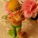 """G.G. SANTIAGO Belly Button Fairies G.G. Santiago """"Bunny Love"""" - 179-11758"""