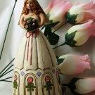 JIM SHORE Stone Resin Jim Shore Bride Figurine - 20-4007235