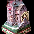 JIM SHORE Stone Resin Jim Shore Heartwood Creek Mill - 99-0000310