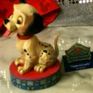 "JIM SHORE Stone Resin Jim Shore Disney ""Lucky"" - 101 Dalmatians - 20-4009254"