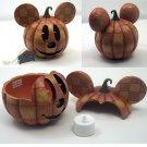 JIM SHORE Stone Resin Jim Shore Disney Mickey Mouse Jack-O-Lantern - 20-4011044