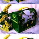 JOHN DEERE John Deere Tin Metal Lunch Box - 67-864537
