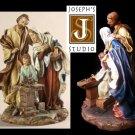JOSEPH'S STUDIO Joseph's Studio Holy Family Carpenter - 182-40732