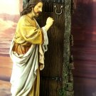 JOSEPH'S STUDIO Joseph's Studio Jesus Christ Knocking At Door - 182-40734