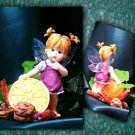 "KITCHEN FAIRIES Kitchen Fairy - ""Fruit and Nut"" - 99-117863"