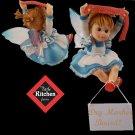 "KITCHEN FAIRIES Kitchen Fairy - ""Reminder Fairy"" - 20-4012247"