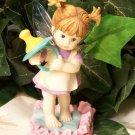 """KITCHEN FAIRIES Kitchen Fairy - """"Baby Binky"""" RETIRED - 99-119275"""