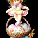 "KITCHEN FAIRIES Kitchen Fairy - ""Basket and Bonnet"" - 20-4009226"