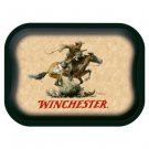 THE OLD WEST Winchester Rifles Tin Tray - 179-13002