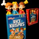 COIN BANK Kellogg's Cereal 100th Anniversary Bank - Rice Krispies - 179-41364