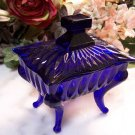 VANITY & PERFUME Cobalt Blue Piano Candy Dish - 1-16040