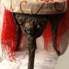 VANITY & PERFUME Classy Victorian Cherub Angel Stool - 170-07687