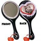 I LOVE LUCY I Love Lucy Polka Dot Decoupage Hand Mirror - 179-14250