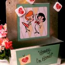 I LOVE LUCY I Love Lucy Wall Pocket with Magnets - 179-14272