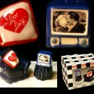 "I LOVE LUCY I Love Lucy Salt and Pepper Shakers ""Pregnant Women"" - 179-14630"