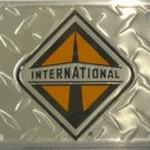 LP-231 International Diamond Plate License Plate