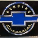 LP-200 Genuine Chevrolet License Plate