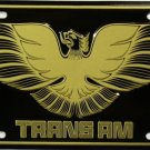 LP-196 Trans Am License Plate
