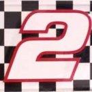LP-091 Racing #2 License Plate