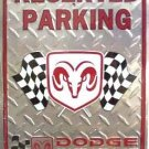LGP-021 12 X 18 Dodge Motor Sports Racing Sign