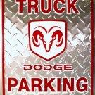 LGP-017 12 X 18 Dodge Truck Parking Sign