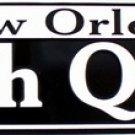 ST-012 French Quarter - New Orleans Novelty Sign