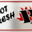 ST-016 Hot Fresh BBQ Barbeque Sign