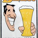P-001 Beer Helping Ugly People Have Sex Sign
