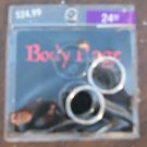 Belly Rings new in packs 14G never been opend good gift