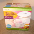 Meals in minutes 17 Piece microwave set