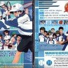 Prince of Tennis Japan Anime Manga Notebook 1