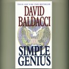 BALDACCI, DAVID - Simple Genius