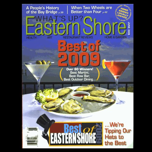 What�s Up? Eastern Shore � June 2009 - VG+!