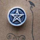 Pentacle Cloak Button