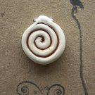 Rope Spiral Pendant