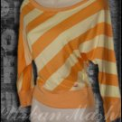 Clearance Sale - HOLLISTER Dolman Sleeve Top - size medium - TMYO0003