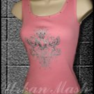 CORONA Studded Tank Top - size medium - TMPK0014
